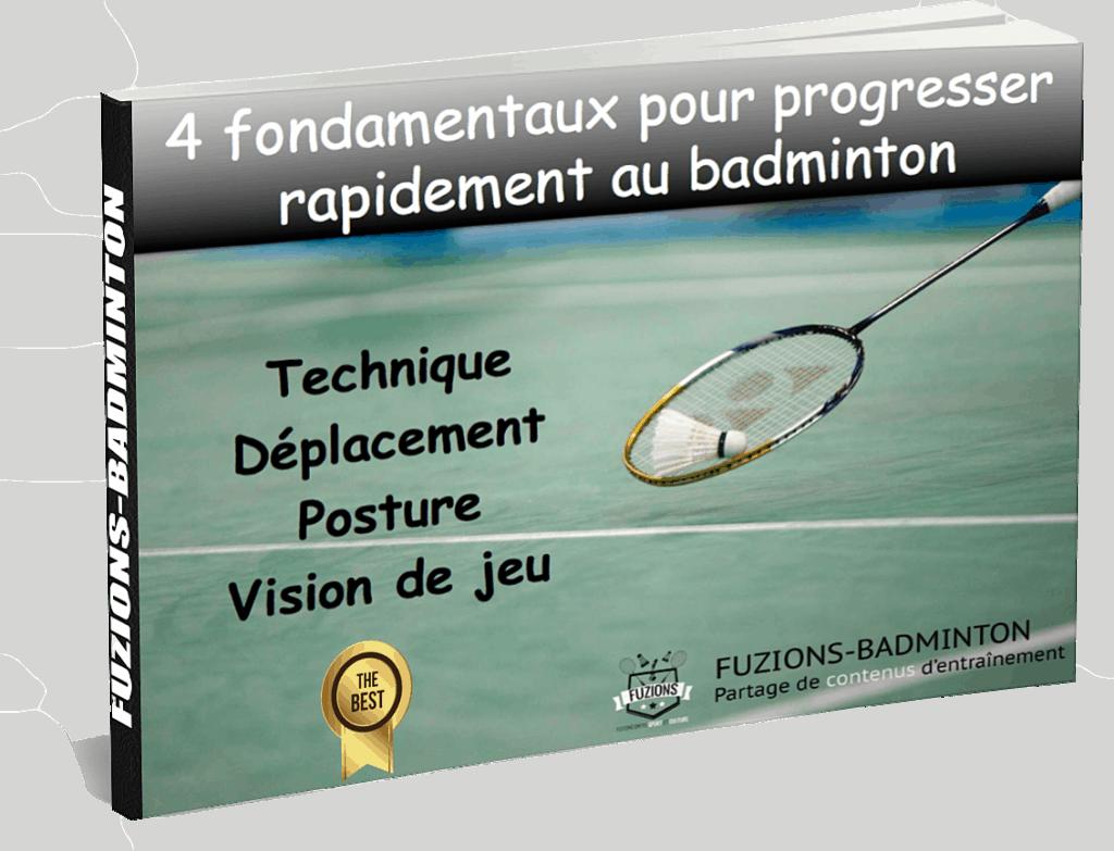 Image guide gratuit badminton