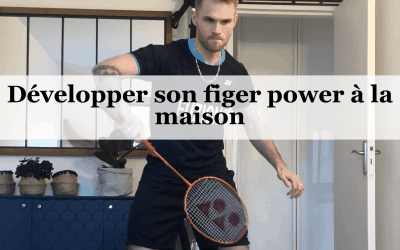Développer son finger power à la maison !
